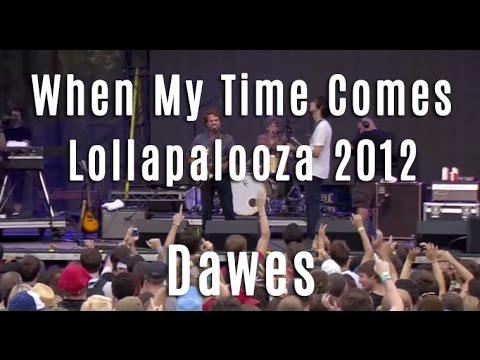 Live Festival Dawes