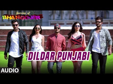 Dildar Punjabi Full Audio Song | Journey Of Bhango