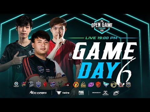 LIVE: AE League: Open Game (Grand Final - DAY 6 - Match 26 - 30)