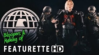Edge Of Tomorrow (2014) Featurette - Forming A Defense