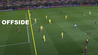 Simple explanation of the offside rule in association football/soccer by Aria Popel. Summary: 1. Offside position = when ahead of ...