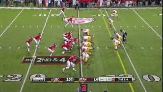 Morgan Breslin vs Utah (2012)