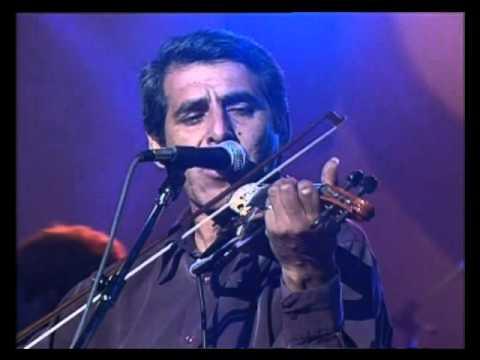 Peteco Carabajal video Violín del monte - CM Vivo 2002