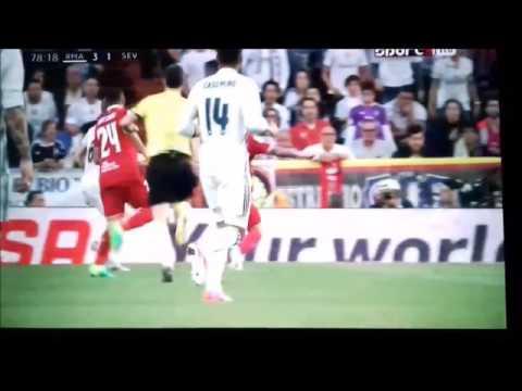 Real Madrid vs Sevilla  4-1 - All Goals & Extended Highlights - 06/05/2017 HD.