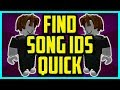 How To Find Music IDs in Roblox PC 2018
