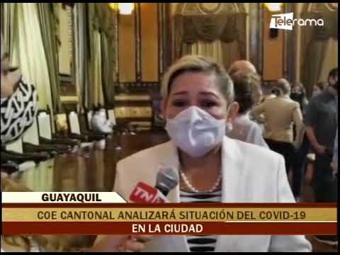 Guayaquil al Instante 21-10-2020