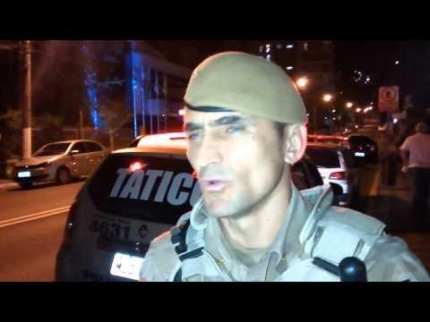 Elementos são interceptados em Joaçaba após furto em Erval Velho