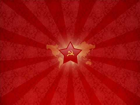USSR - The mighty anthem of USSR.