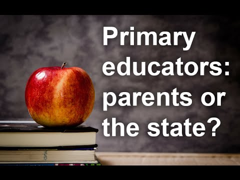 Primary educators: parents or the state?  Home education in England (видео)