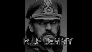 "Video ,,Auslanders""  LEMMY Kilmister  tribute!!"