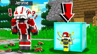 Minecraft EXTREME Ant Man Hide & Seek - Challenge!