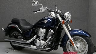 3. 2006  KAWASAKI  VN900 VULCAN 900 CLASSIC  - National Powersports Distributors