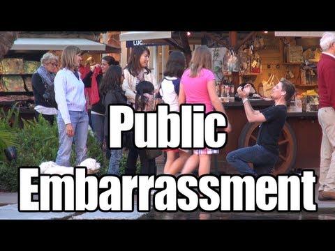 embarrassment - WATCH ME EMBARRASS OVERBOARDHUMOR: http://goo.gl/i1iID SUBSCRIBE: http://goo.gl/dSlnz FACEBOOK: http://goo.gl/azuJy TWITTER: http://goo.gl/eqGrk VLOGS: http:...