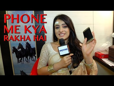 Radhika Madan aka Ishani of Meri Ashiqui Tumse hi
