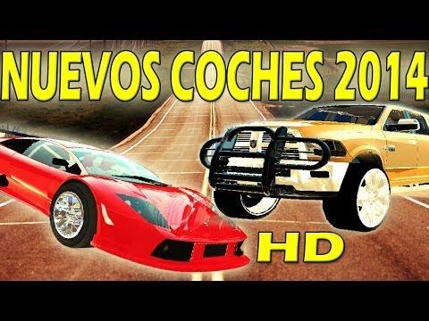 Descarga e Instala Mega Pack de 150 Nuevos Coches 2014 para GTA San Andreas HD.