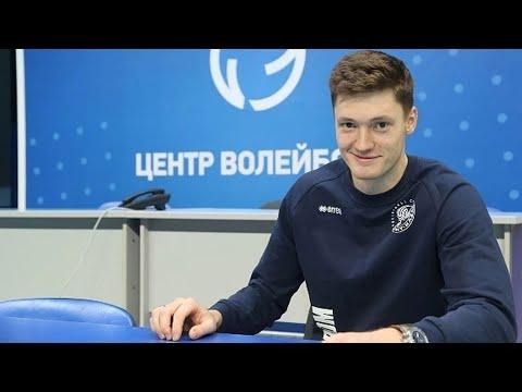 Капитан сборной России по волейболу Игорь Кобзарь проводит вынужденный отпуск в Тюмени
