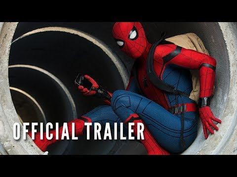 SpiderMan Homecoming Official Trailer 3