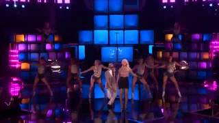 Christina Aguilera and Pitbull Feel This Moment   The Voice Finale