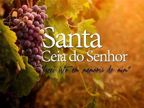 Santa Ceia - 08/12/2019