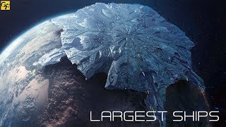 Video Largest Space Ships in Science Fiction Films MP3, 3GP, MP4, WEBM, AVI, FLV Juni 2019
