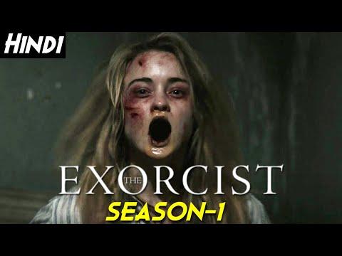 THE EXORCIST (2016) Tv Series Explained In Hindi - Season 1 [Part 3]  PAZUZU Demon Reveals Itself