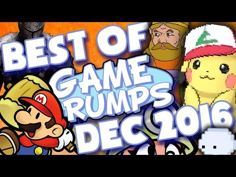 BEST OF Game Grumps - December 2016 (видео)
