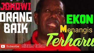 Video Jokowi Harus Tau : Edo Kondologit Menangis, Jokowi Orang Baik MP3, 3GP, MP4, WEBM, AVI, FLV Mei 2019