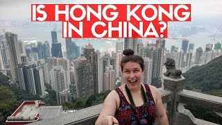 Is Hong Kong part of mainland China? ✈✈✈✈✈✈CLICK SHOW MORE✈✈✈✈✈✈ Join the Fearless Fam! http://bit.ly/laurenwithoutfear Hong Kong Vlogs: ...