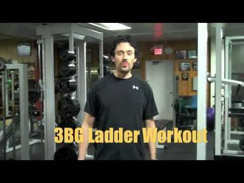 20 Minute Ladder Workout