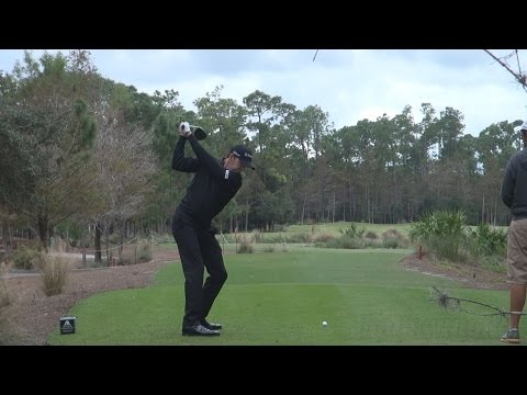 JIMMY WALKER – DRIVER SWING REGULAR & SLOW MOTION TIBURON GOLF COURSE 2014 TEMPLETON 1080p HD