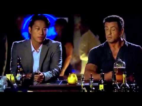 Bullet To The Head - Stallone's Bulleit Bourbon