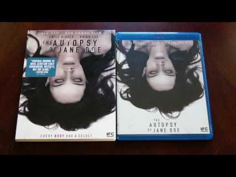 The AUTOPSY of JANE DOE - Scream Factory Blu Ray & DVD Unboxing