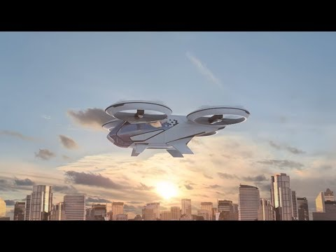 Lufttaxi «CityAirbus»: Dieses Flugtaxi soll Passagiere  ...