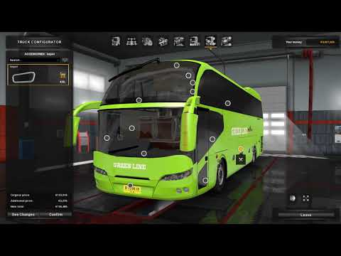 Green line man high deck 1.31