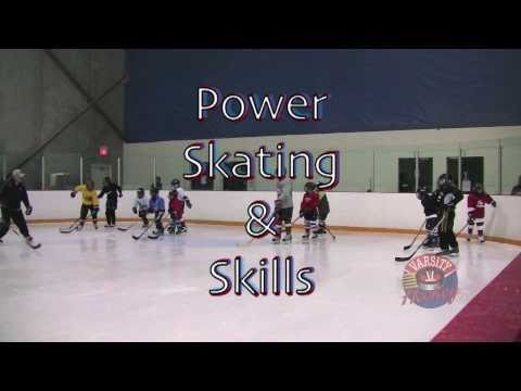Power Skating & Skills