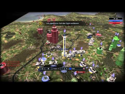 R.U.S.E kommentiertes Gefecht #5/ D-Day / Materialschlacht !!!
