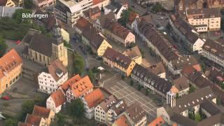 Boblingen Germany  city pictures gallery : Luftportrait Böblingen