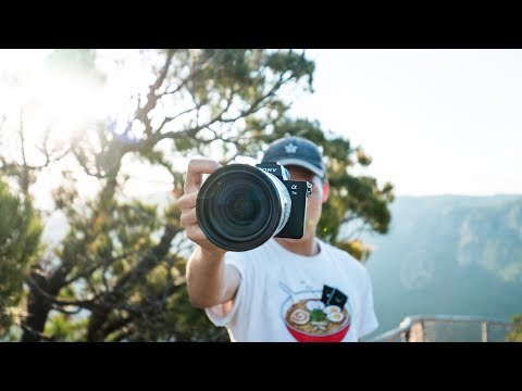 Sony a7III Mirrorless Digital Camera (Body Only) video