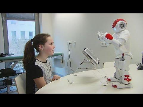 Ρομπότ στην μάχη κατά του παιδικού διαβήτη στην Ευρώπη – futuris