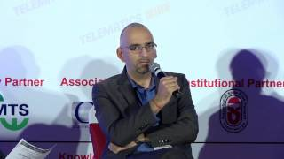 Panel Discussion - Usage Based Insurance (UBI) - Telematics India 2016