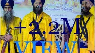 Download Lagu Teri Preet Hi Mera Jiwan - Bhai Mehal Singh ji Kawishri Jatha at Uk 2017 Amazing Mp3