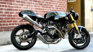 9. Ducati Sport 1000S Specification