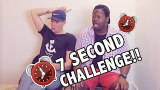 4. 7 SECOND CHALLENGE!!! W/ ALX JAMES