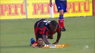 Campeonato Baiano 2016Final - Jogo de IdaVitória 2x0 Bahia01/05/2016Estádio Manoel BarradasNarração João Andrade