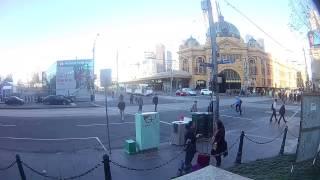 Kaiser Baas X150 - Timelapse - Flinders Street Station