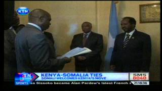 News: Kenya Set To Re-open Embassy In Somalia