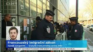 Francouzský imigrační zákon