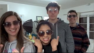 WE SAW A GHOST!! | David Dobrik