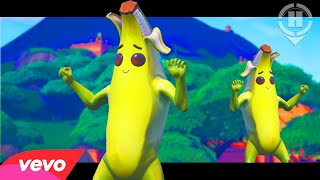 It's Peanut Butter Jelly Time! Fortnite Edition & I'm a Banana! song! (Music Video) NANA NANA EMOTE!