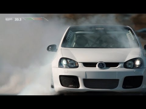 Turbo VW Rabbit Record Holder - 2012 Season - by Unitronic
